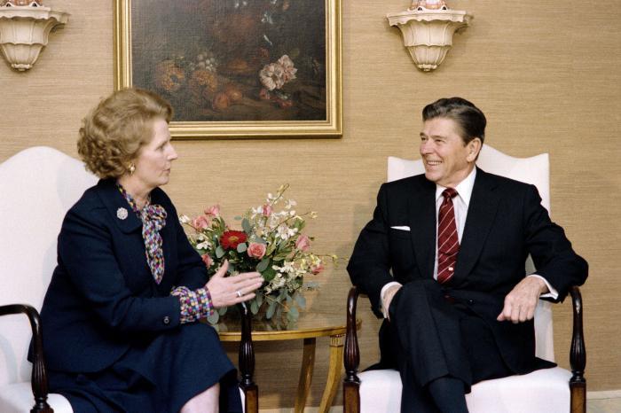 Politika Margaret Thatcher