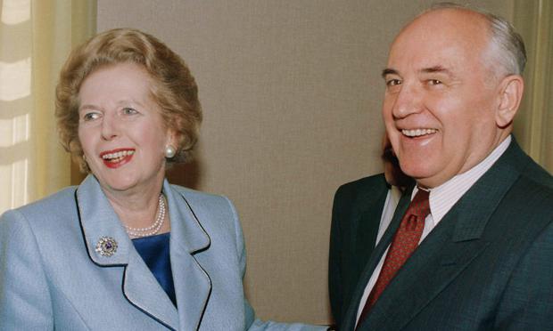 Margaret Thatcher o Rusiji