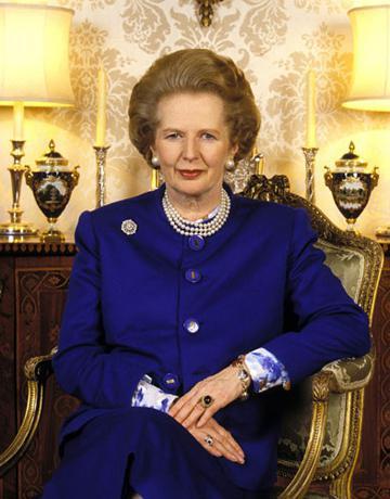 Margaret Thatcher željezna dama
