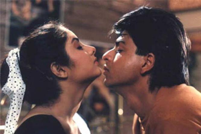 Shah Rukh Khan e sua moglie
