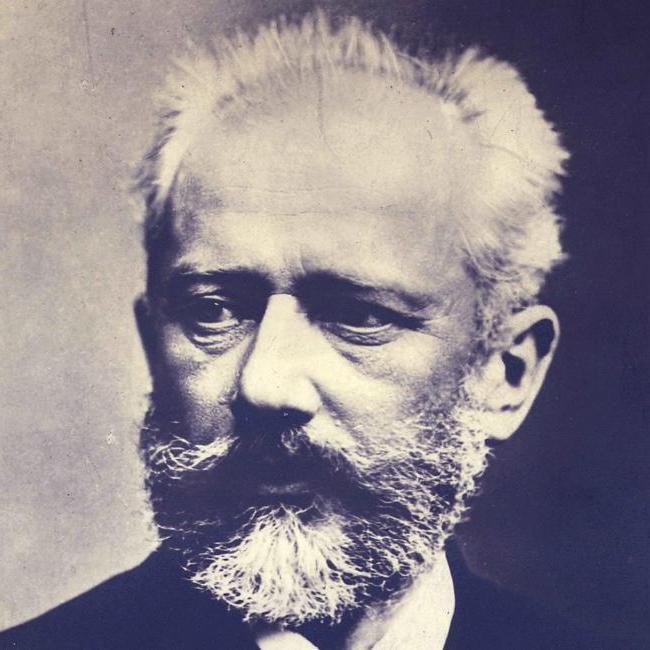 biografia di Čajkovskij