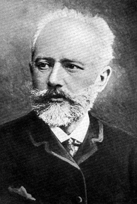 breve biografia di Čajkovskij