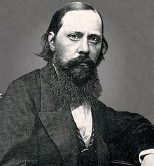 Saltykov Shchedrin Mikhail Yevgrafovich