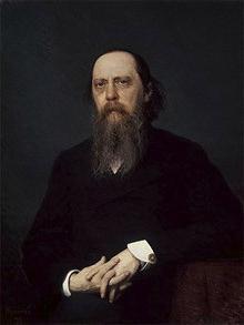 scrittore Saltykov Shchedrin