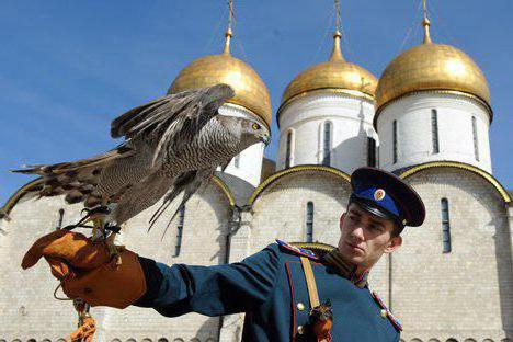 descrizione di uccelli di Mosca