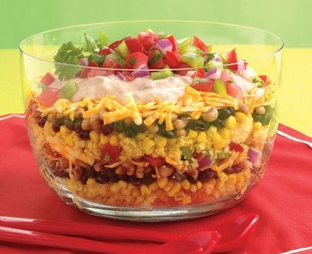 ricetta insalata di compleanno