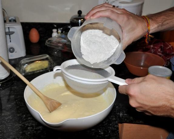 Ricetta Sponge Dough