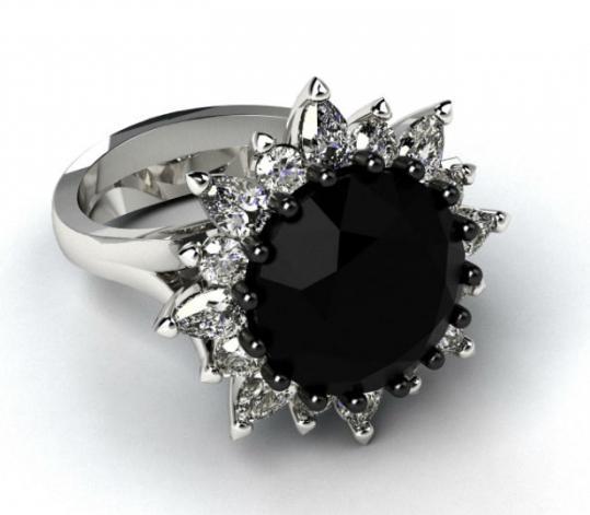 črni diamant