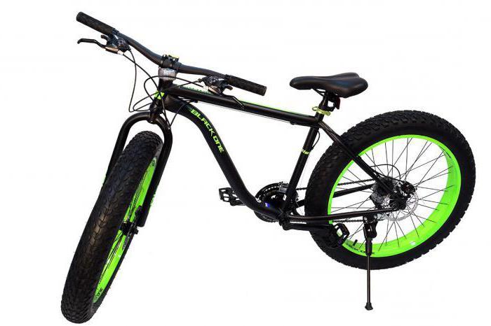 recensioni di bici nere