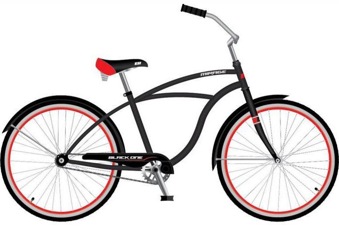 biciclette un produttore nero