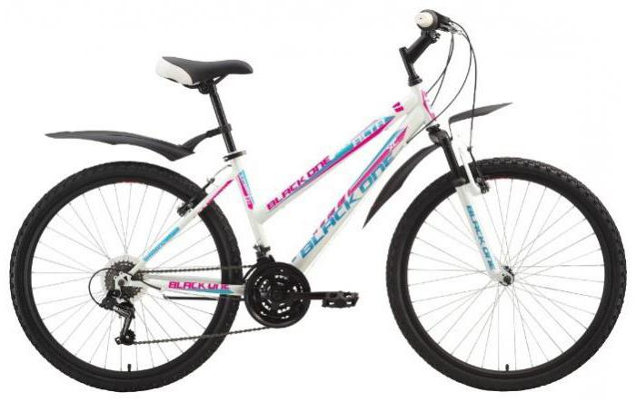 mountain bike nero