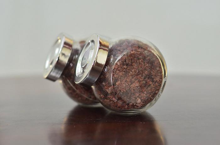 mljevena crna sol