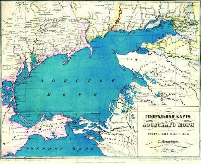 Mar Nero e Mar d'Azov
