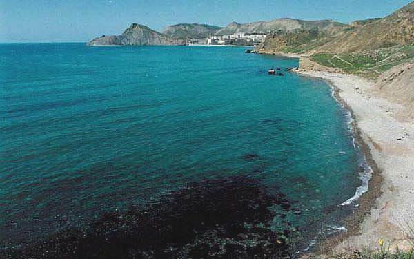 Costa del Mar Nero e Azov