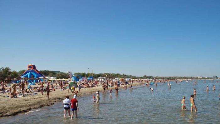 Wybrzeże Morza Czarnego w Rosji