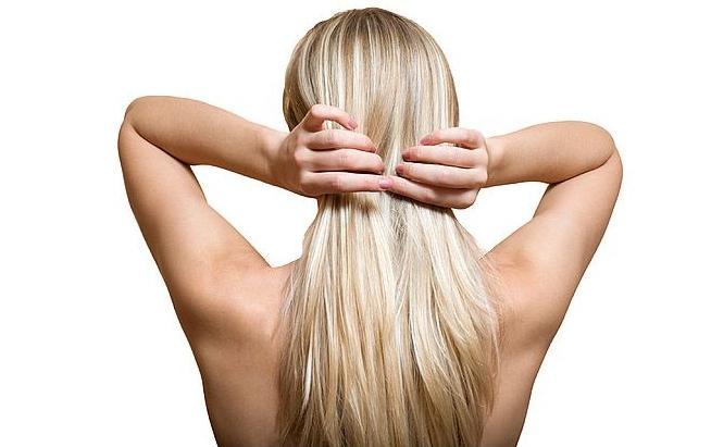 sbiancamento dei capelli del corpo