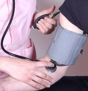 горњи и доњи крвни притисак
