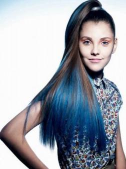 colorante brillante per capelli
