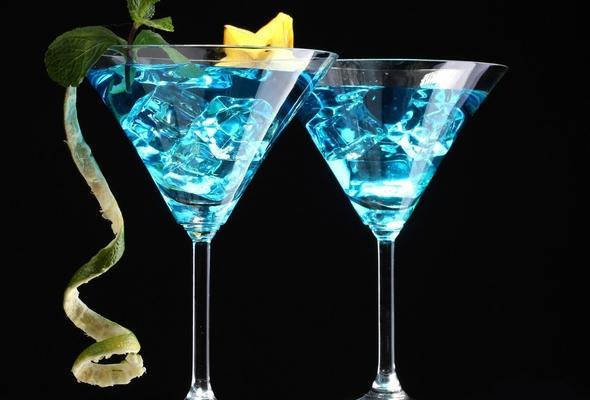 cocktail di laguna blu