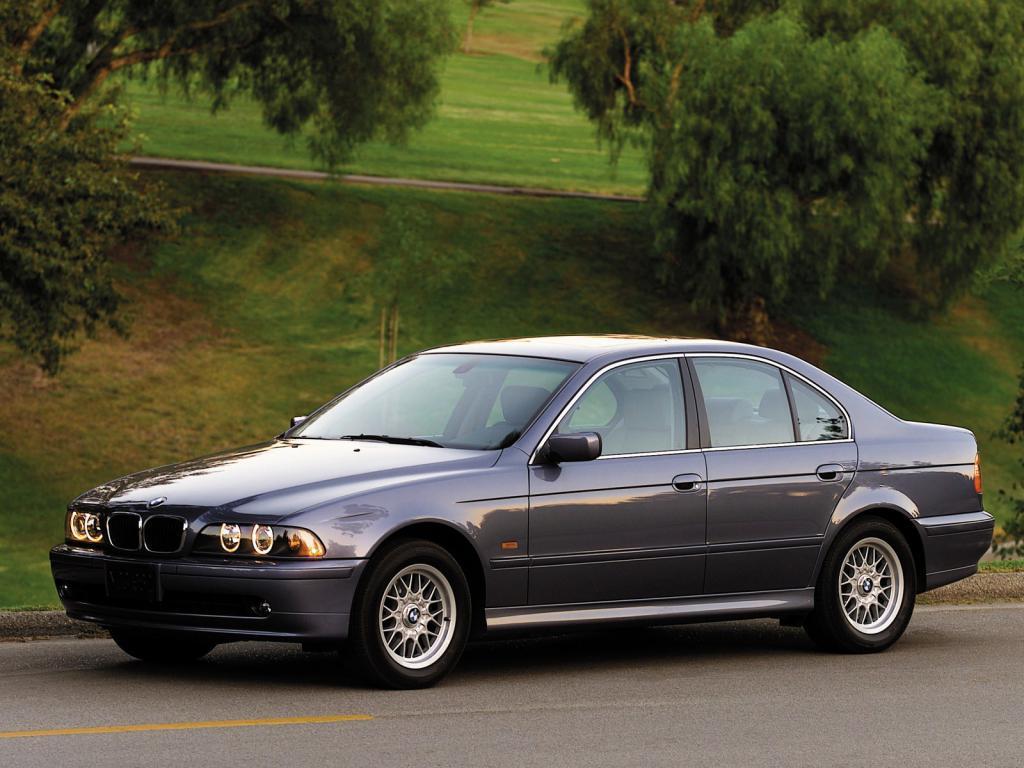 Modello BMW E39