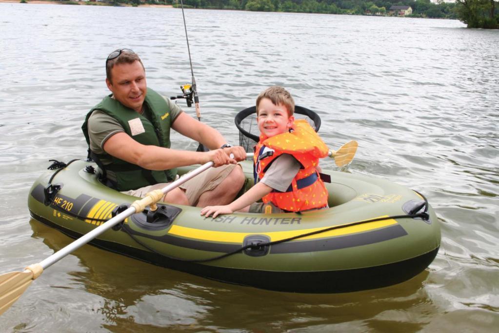 recensioni di barche in pvc hunter