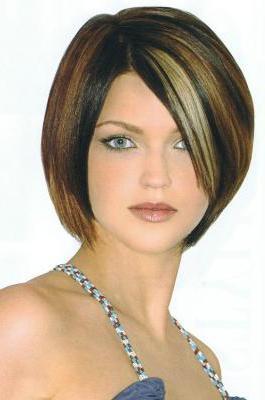 fotografija bob frizura