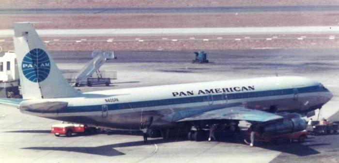 Boeing 707 - aereo passeggeri