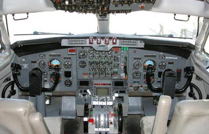 """""""Boeing 707"""