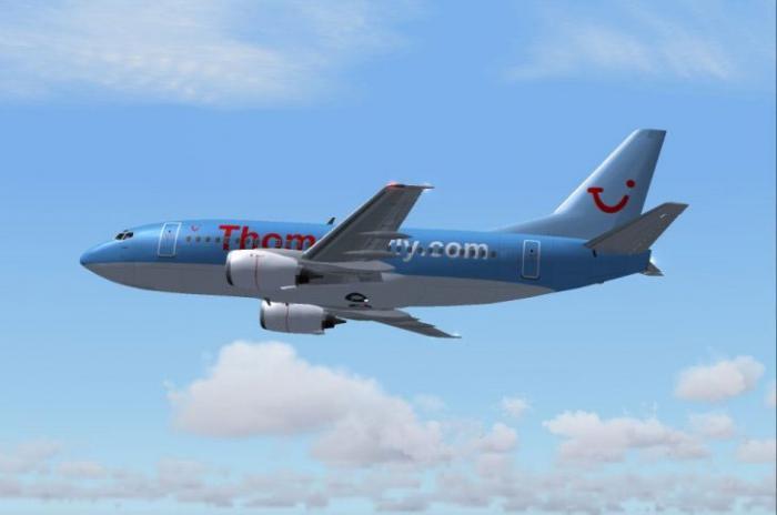 Боеинг 737 500