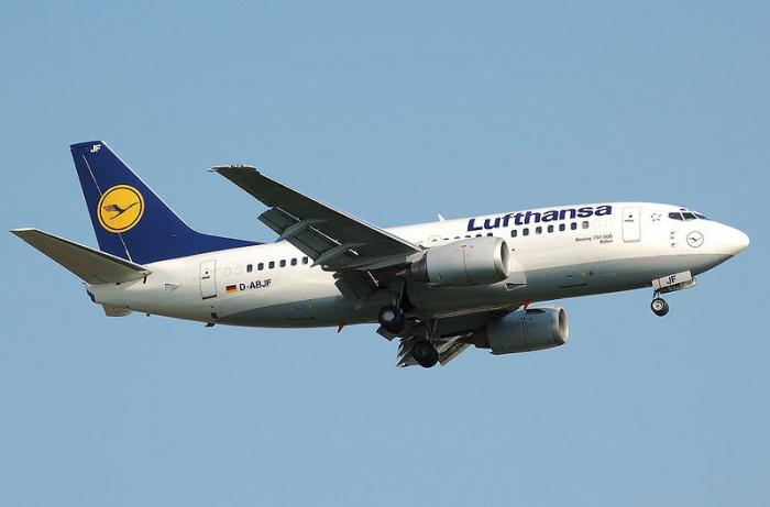 Боеинг 737 500 шема