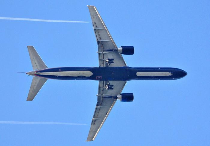 Boeing 757 200 najlepszych miejsc