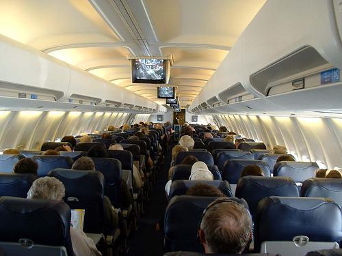 Boeing 757,200 salon