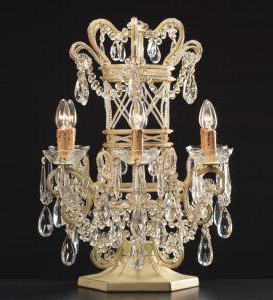 Boemski kristalni lusteri
