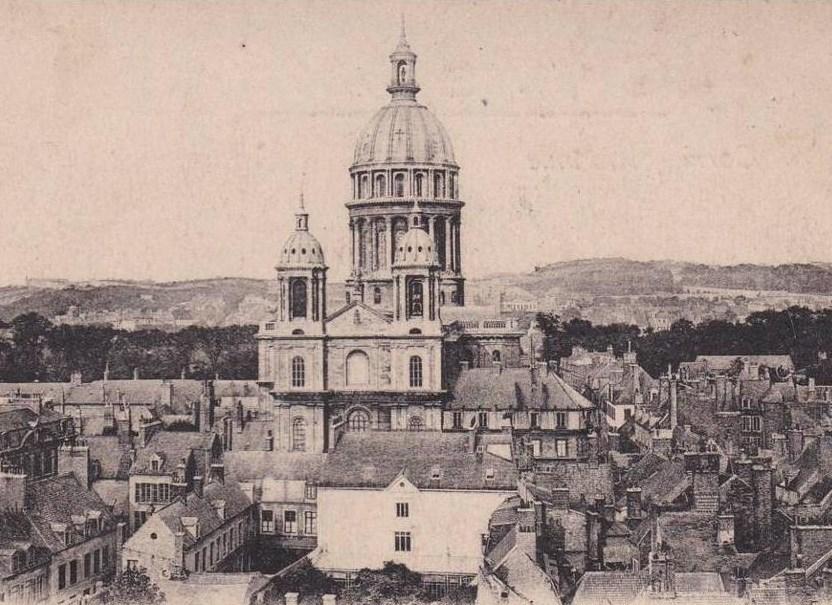 Chiesa del Bois de Boulogne (Boulogne-sur-Mer)