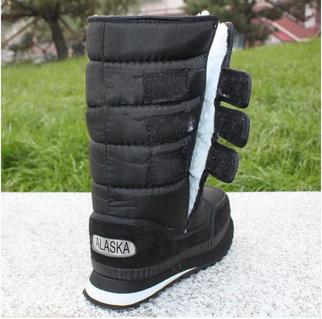Stivali dell'Alaska per uomo
