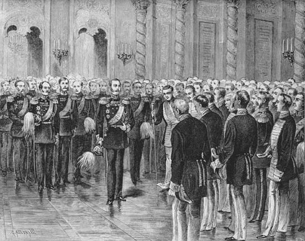 Grandi riforme borghesi di Alessandro 2