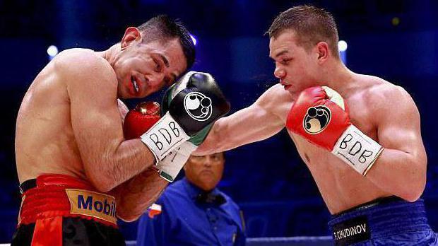 Битката с Федор Чудинов