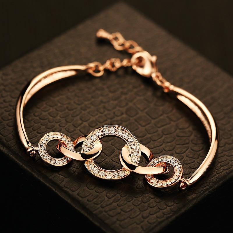 bracciale da donna in oro