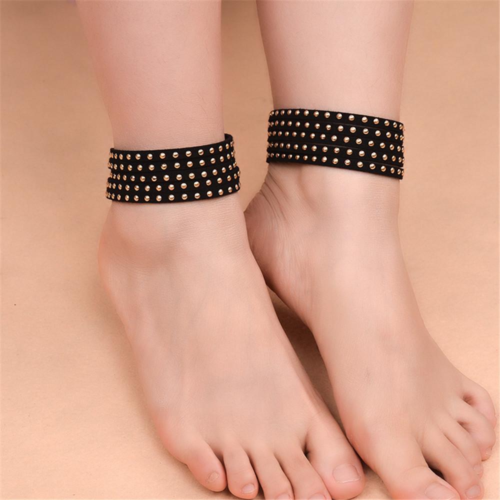 che significa braccialetto a piedi