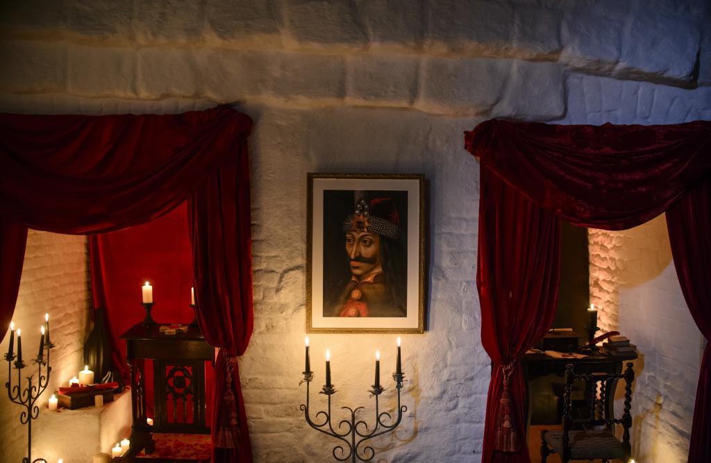 Славна знаменитост Трансилваније