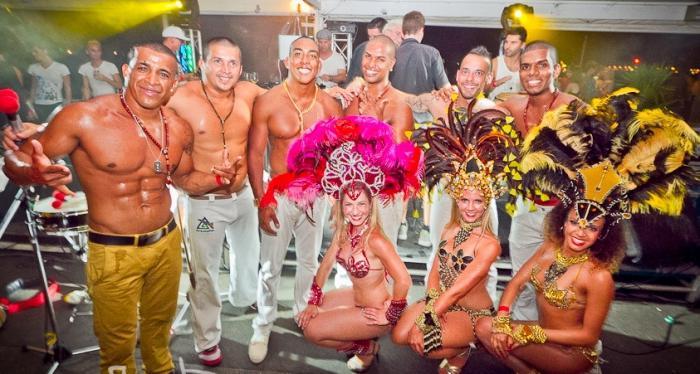Brazilské karnevaly
