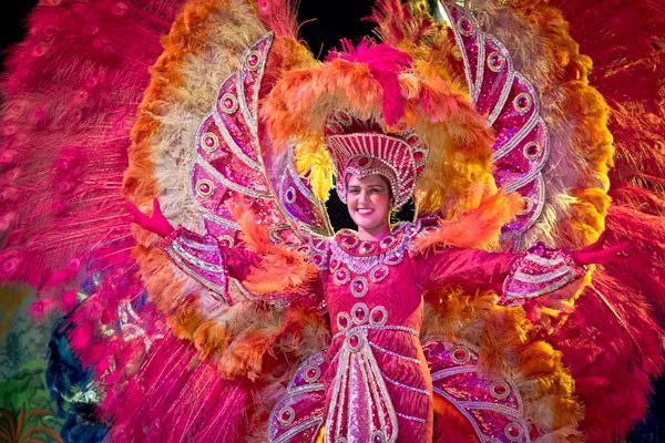 Karneval Brazílie