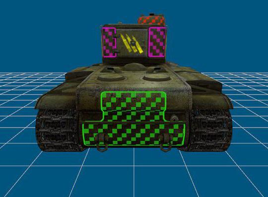 zona di sblocco per il mondo dei carri armati