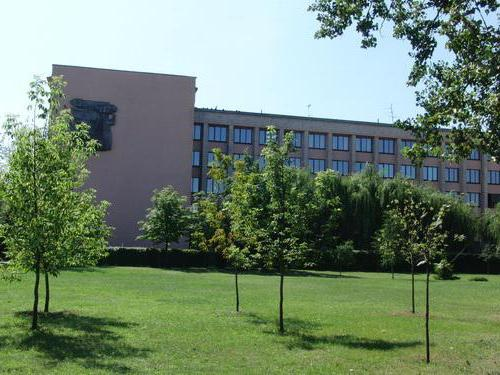 Specialità di Brest State Technical University