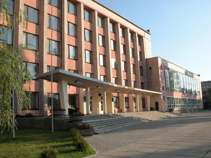 facoltà dell'Università tecnica di Brest