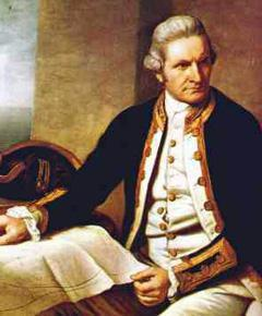Biografia di James Cook