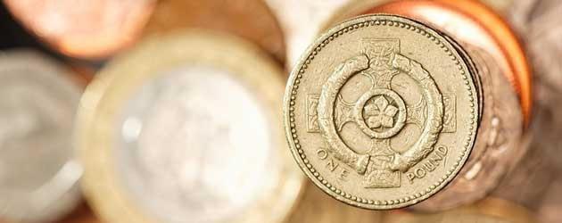 британски паунд за долар