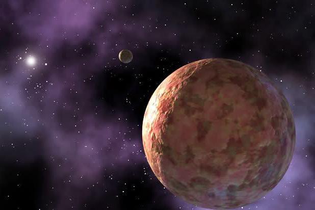 у близини Сунчевог система нађен је смеђи патуљак