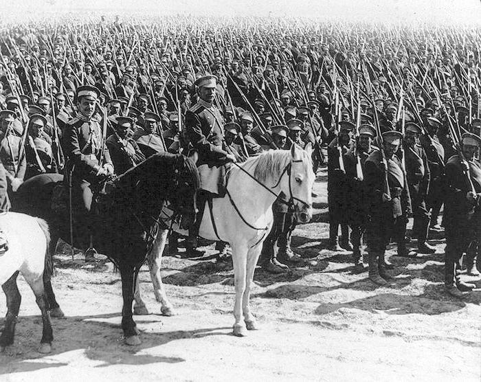 bitwa pierwszej wojny światowej