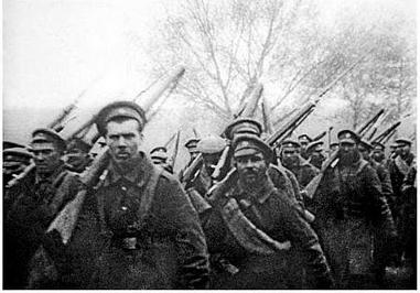 Bitwy pierwszej wojny światowej